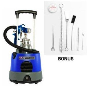 Earlex HV5500 Spray Station Paint Sprayer Review