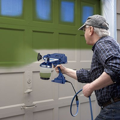 how to use a paint sprayer tips and tricks sprayertalk