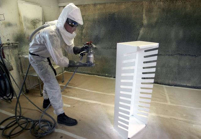 spray painting techniques