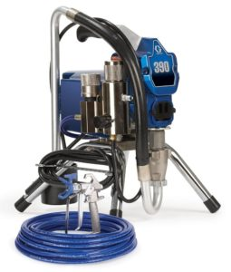 Graco 390 Paint Sprayer Review: Compared For Painters