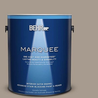 Behr #MQ2-57 Art District Satin Enamel Interior Paint