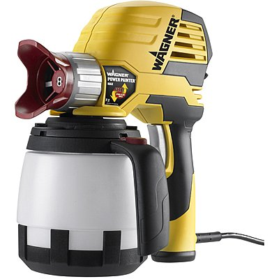Wagner 0525032 Power Painter Max Airless Paint Sprayer