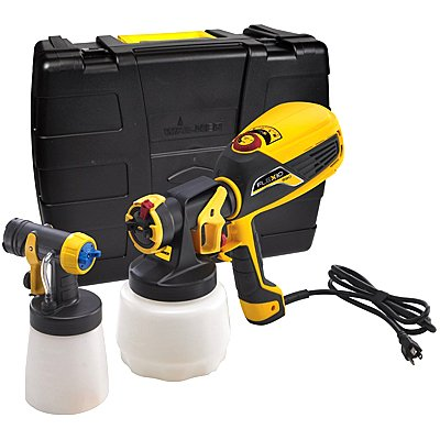 Wagner 0529010 FLEXiO 590 HVLP Paint Sprayer