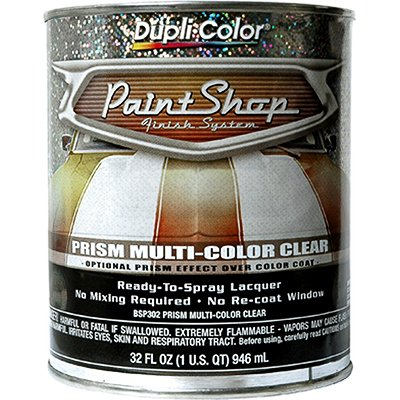 Dupli-Color BSP302 Prism Clear Coat Paint Shop Finish System Mid Coat Special Effects